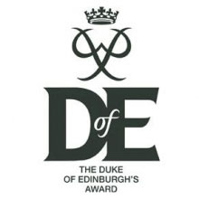 Duke of Edinbhurgh logo