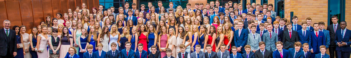 Christleton High School Students