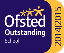 Ofsted Outstanding School 2014 / 2015