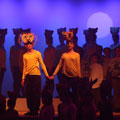 Christleton High School production of The Lion King