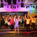 Christleton High School production of Our House