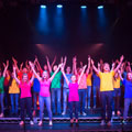 Christleton High School production of A Night At The Musicals