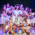 Christleton High School production of Joseph and the Amazing Technicolor Dreamcoat
