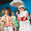 Christleton High School production of Mary Poppins