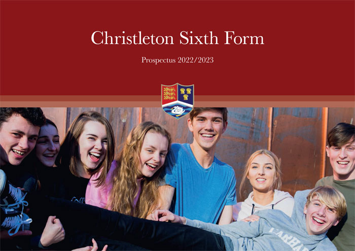 Christleton High School Sixth Form Prospectus