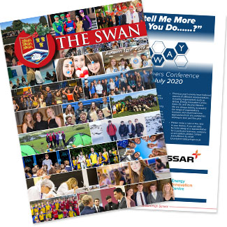 The Swan Winter 2019