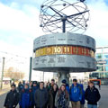 Students of CHS on Berlin Trip