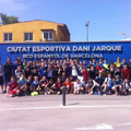 Students of CHS on Barcelona - Football, Art & Spanish Trip