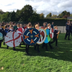 Battle of Hastings - The Norman Army launch an attack!