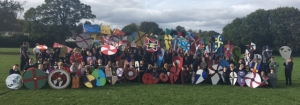 Battle of Hastings Re-enactment - Year 7, are you ready?