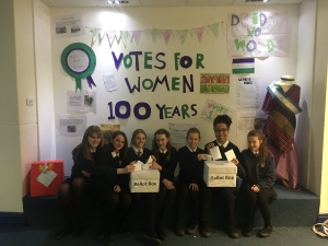 Celebrating the 100th anniversary of the Representation of the Peoples Act 1918