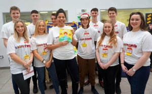 Cheshire and Warrington Young Enterprise Competition - 29 March 2017