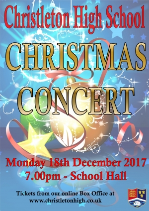 Christmas Concert 18 December 2017
