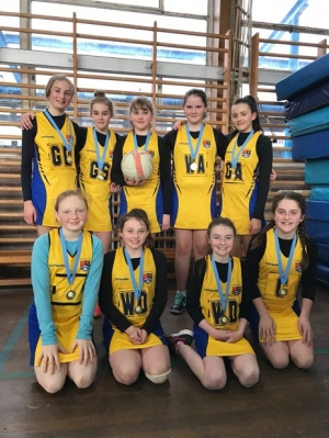 Congratulations to our Year 7 Netball Team