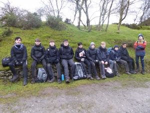 Duke of Edinburgh - Silver Training - 27 January 2018