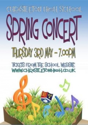 Spring Music Concert - 03 May 2018 - 7pm