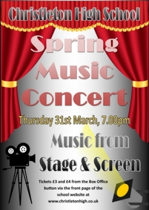 Spring Music Concert 31st March