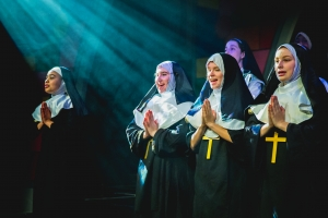 The amazing SISTER ACT!