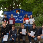 Christleton Sixth Form achieve great results!