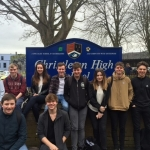 Sixth Form  - Historian's musical adventures in Manchester - 7th of March 2017