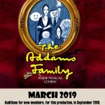 The Addams Family - On The Mark Youth Theatre