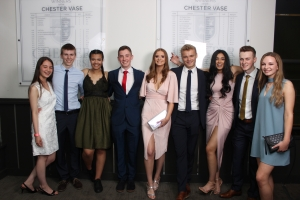 Year 13 Leavers' Ball - Chester Racecourse