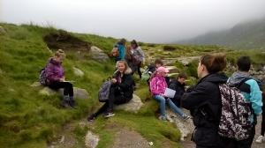 Year 8  - Geography Trip - Glacier Walk - Cwm Idwal - Snowdonia