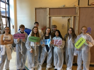 Year 9 - Escape Room -28th June 2017!