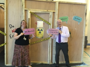 Year 9 - Escape Room Activity 27 June 2017
