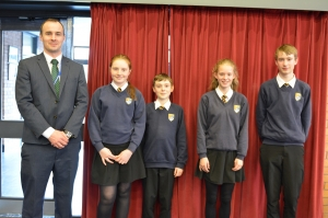 Year 9 - Team Maths Challenge, Birkenhead