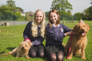 YOU WOULD BE BARKING MAD TO MISS SCHOOL'S LATEST PRODUCTION!